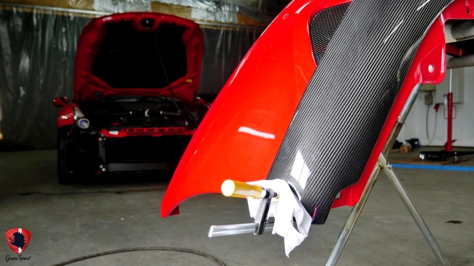 Ferrari California T Novitec