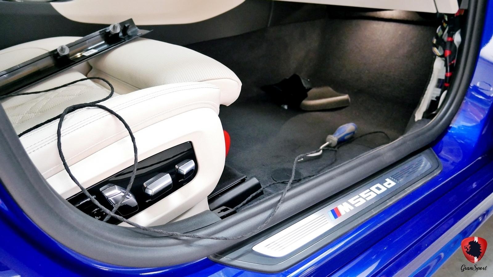 BMW G31 Maxhaust