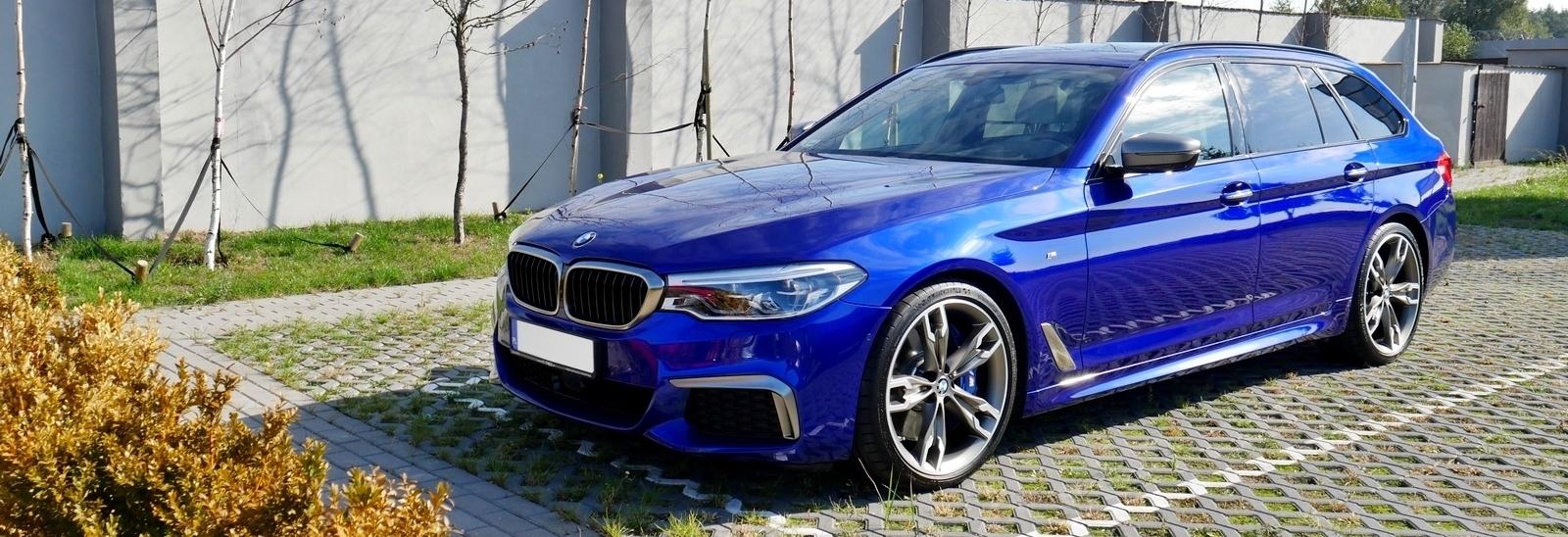 BMW 5 G31 Maxhaust