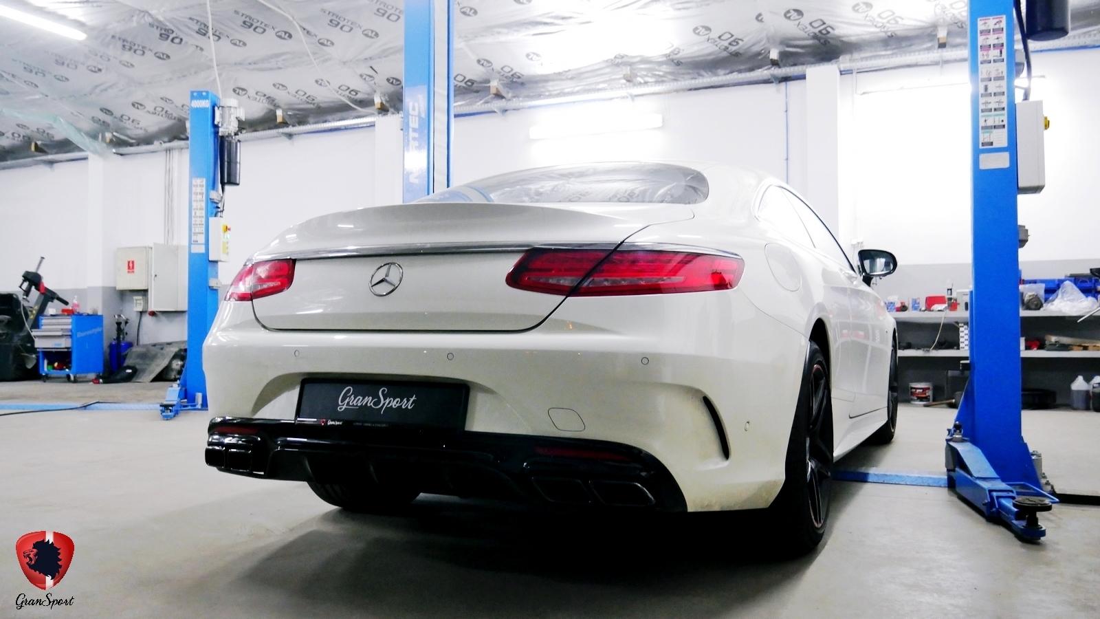 Mercedes S 500 Coupe Brabus