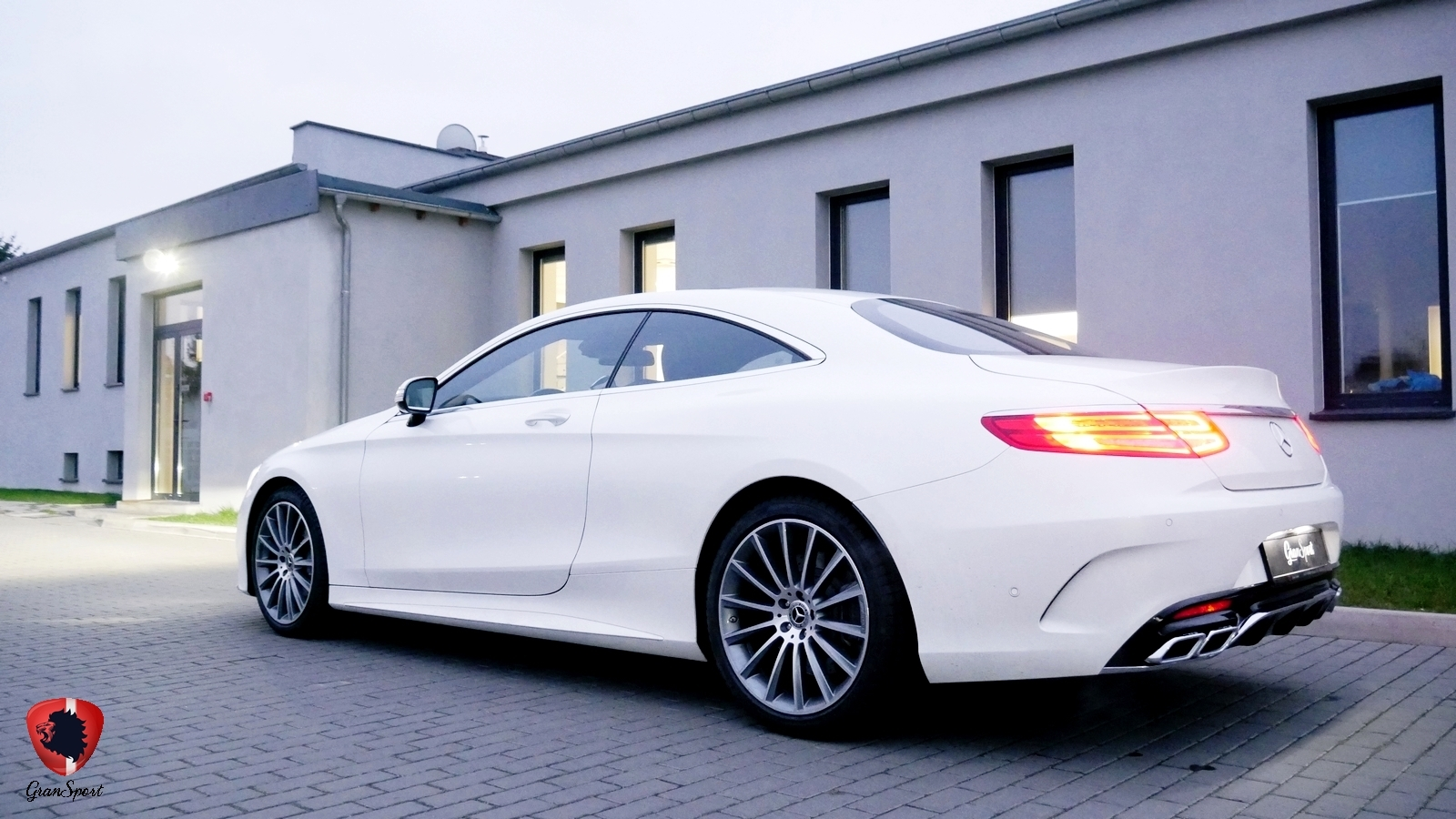 Mercedes S 500 Coupe Brabus