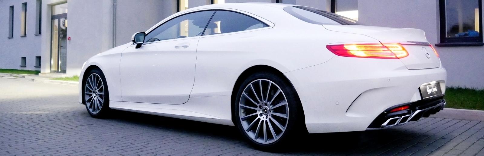 Mercedes-Benz S 500 Coupe Brabus