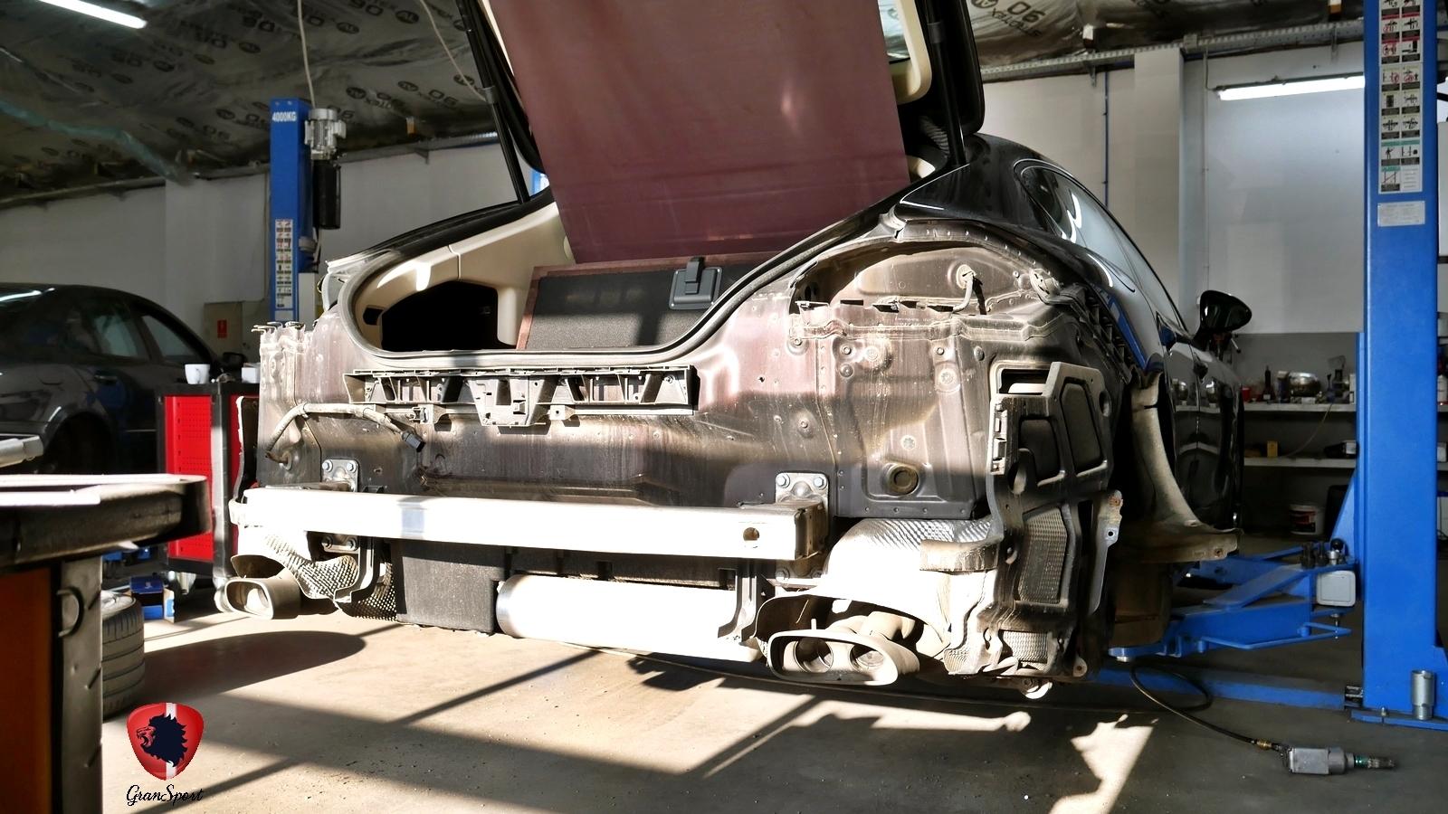 Porsche Panamera Maxhaust