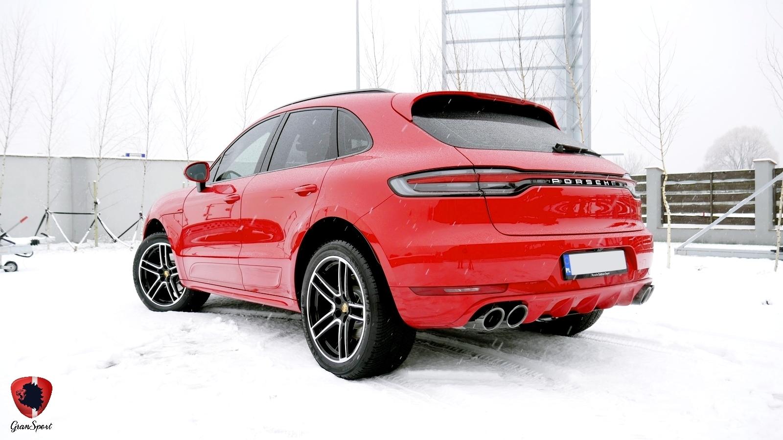 Porsche Macan Maxhaust