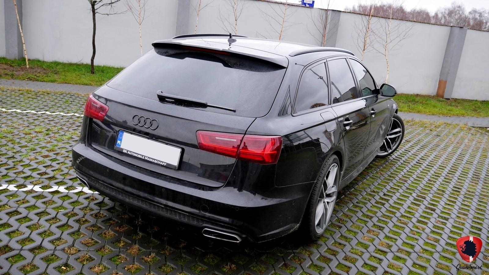 Audi A6 Maxhaust