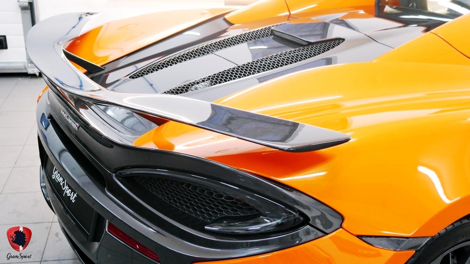 McLaren 570S Spider Novitec