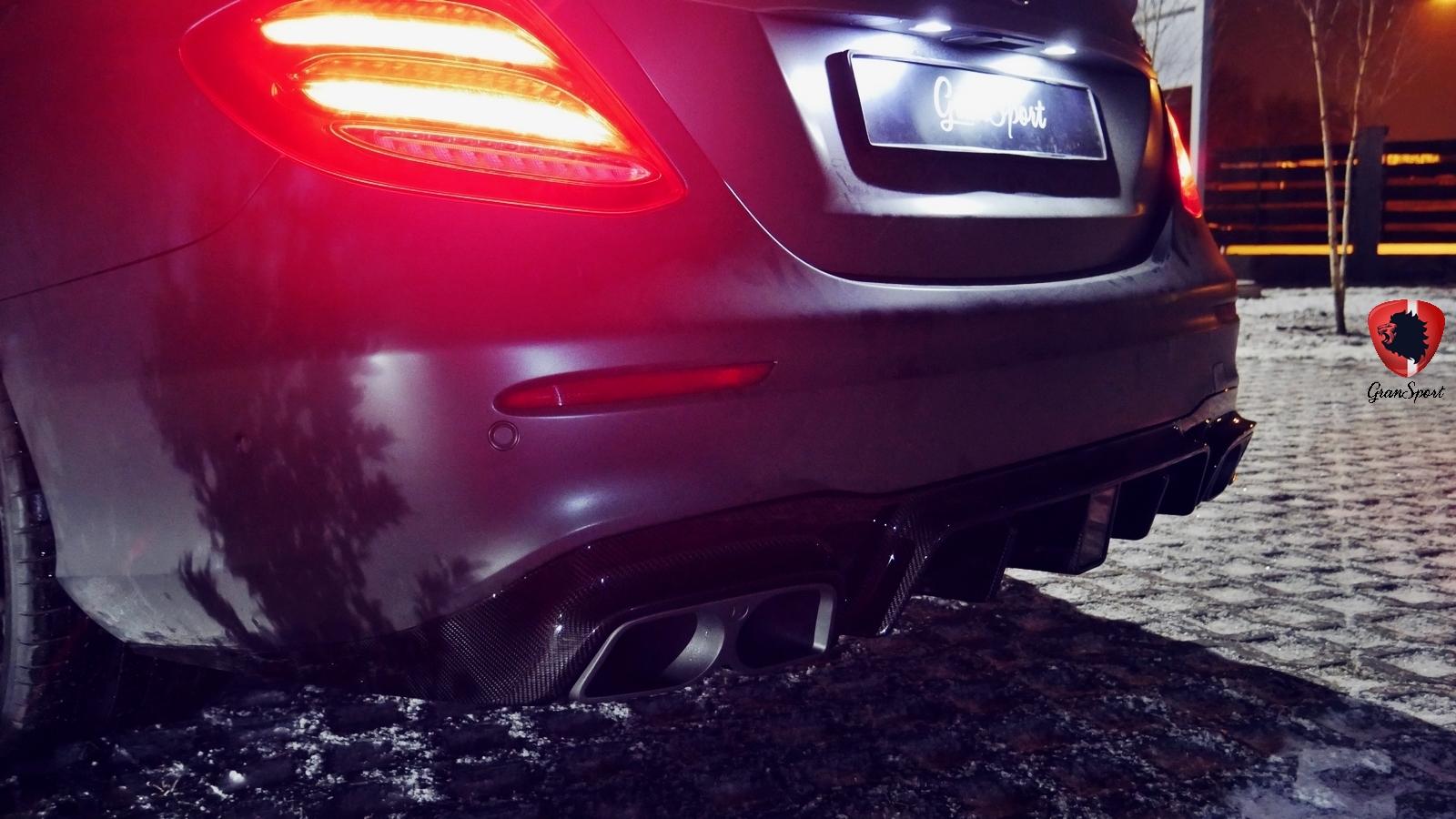 Mercedes AMG E63 Brabus