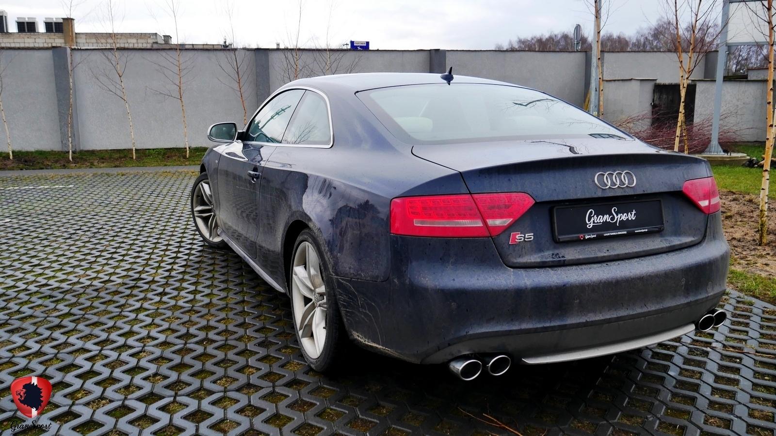 Audi S5 Capristo