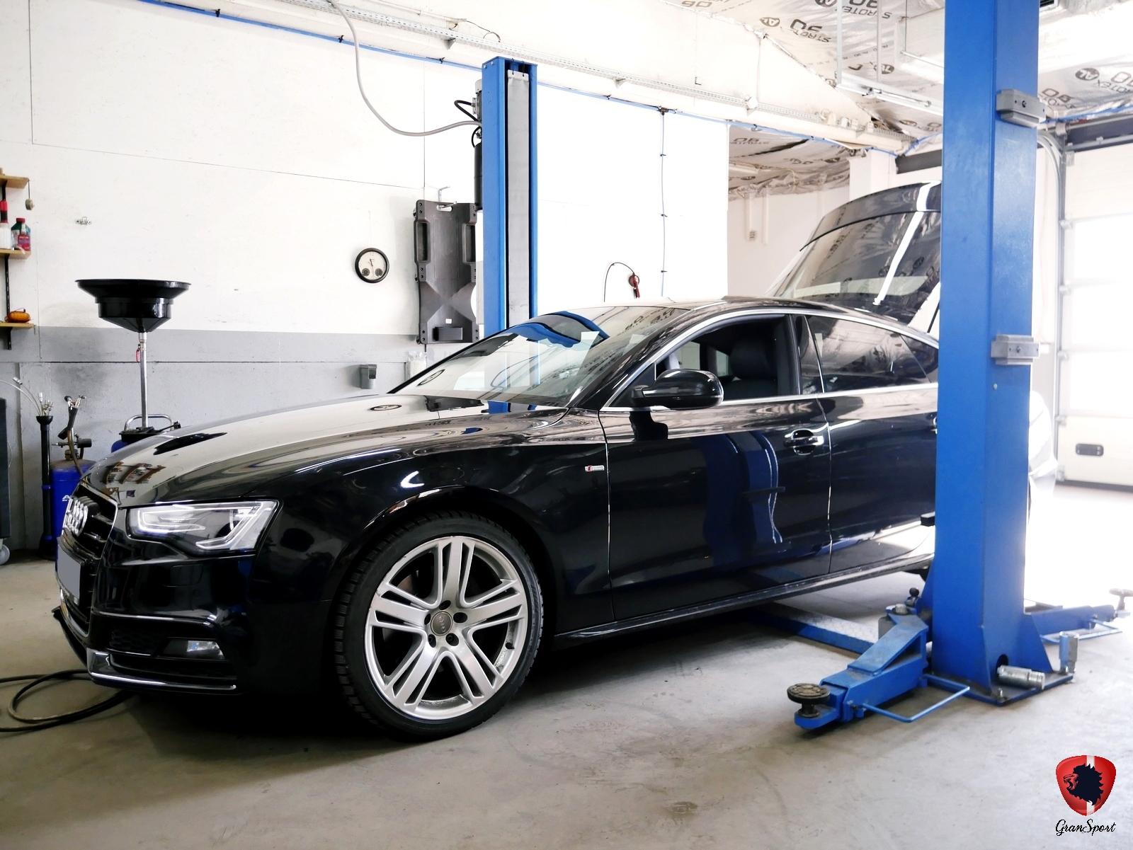 Audi A5 Maxhaust