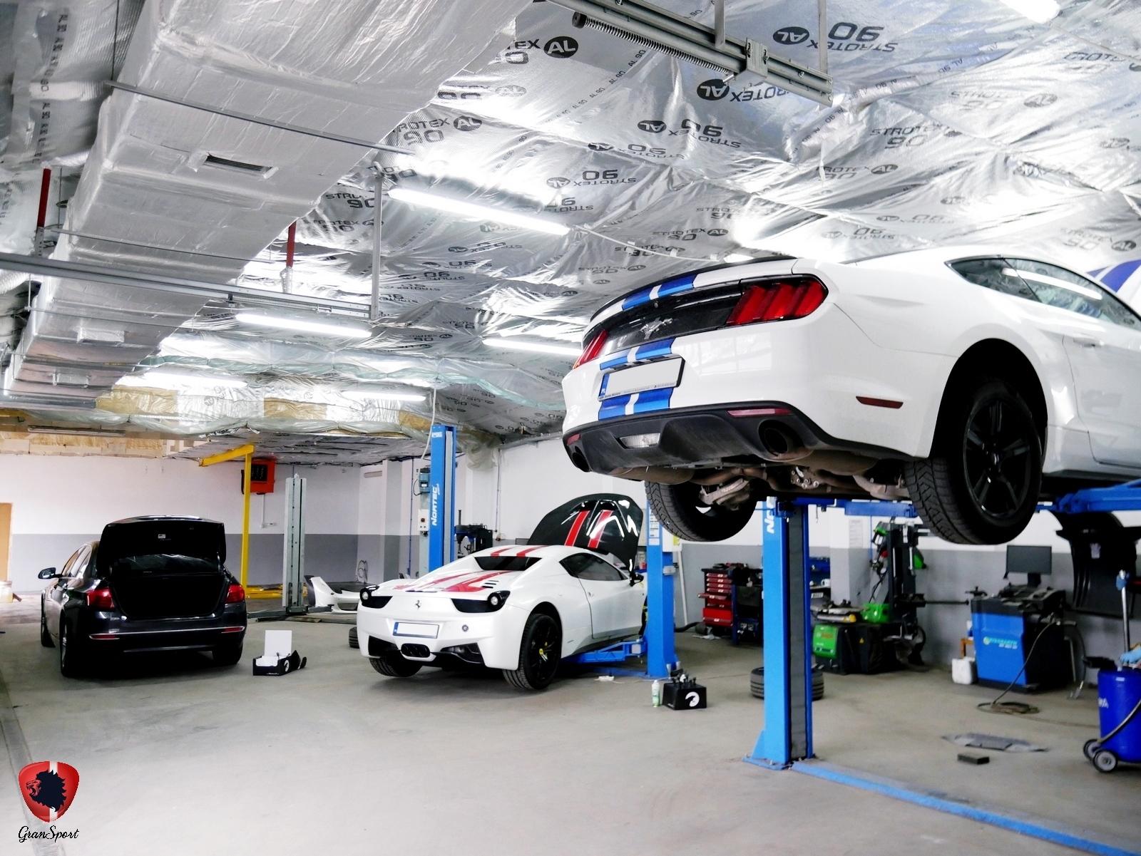 BMW 5 F10 Maxhaust
