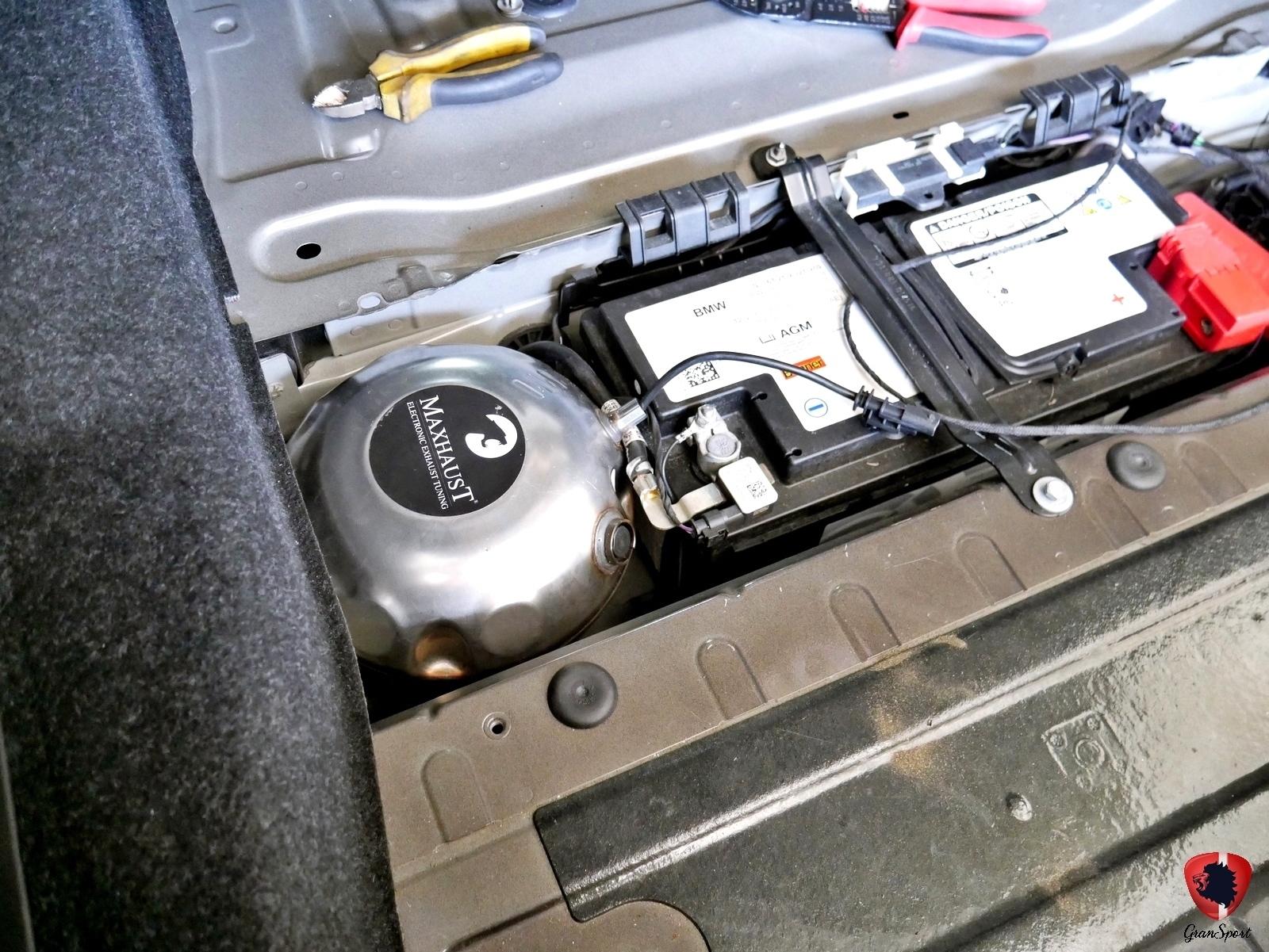 BMW 5 G30 Maxhaust