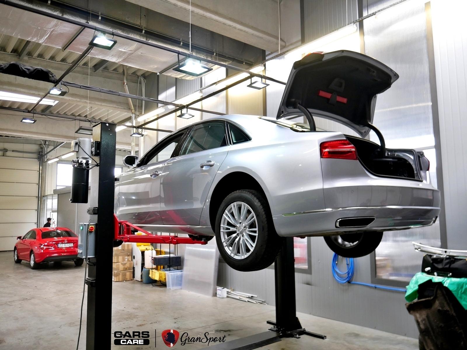 Audi A8 Maxhaust