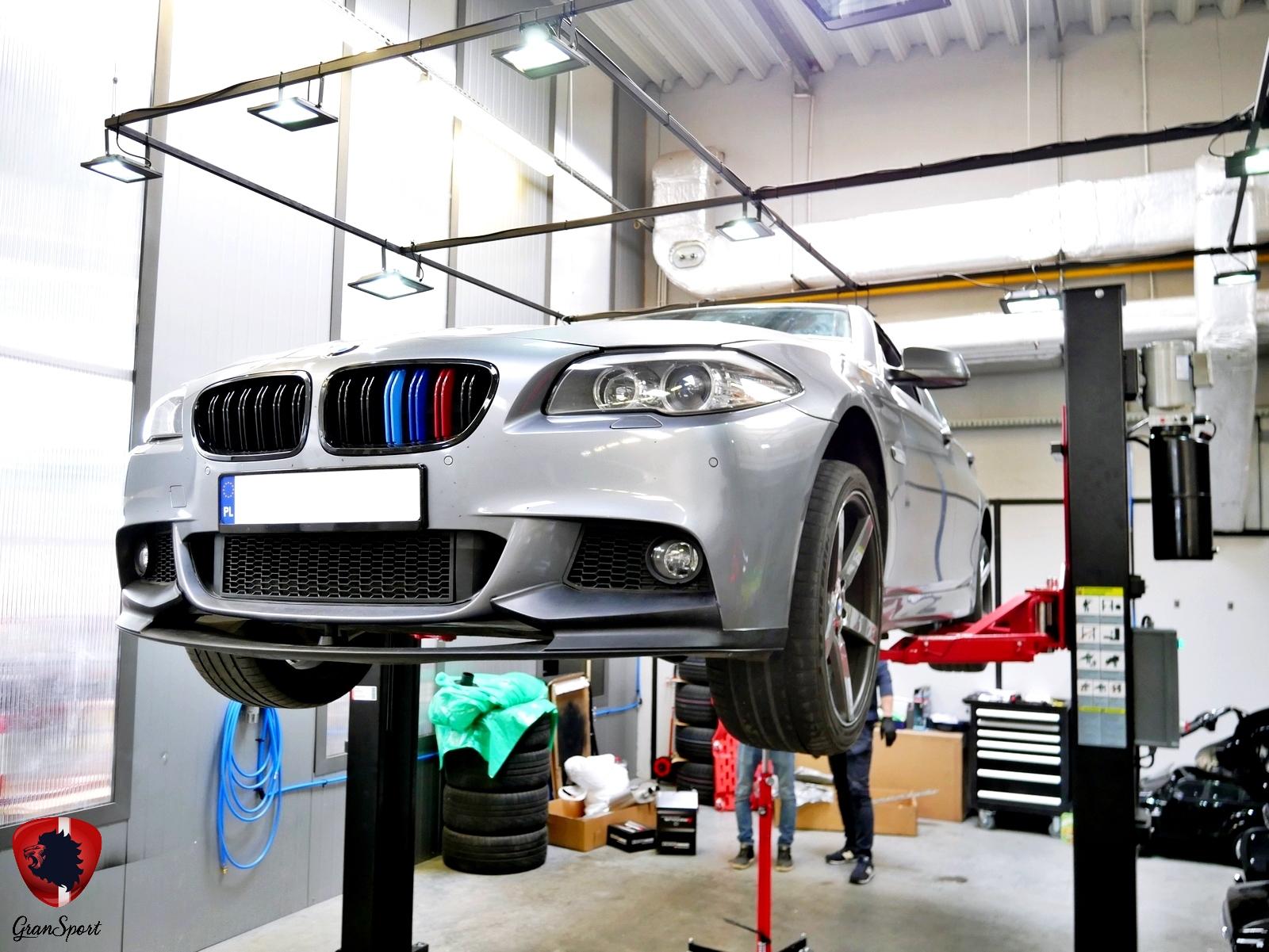 BMW 5 F10 Remus
