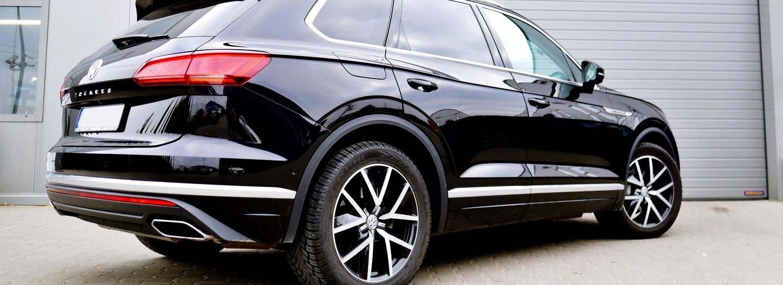 VW Touareg Maxhaust