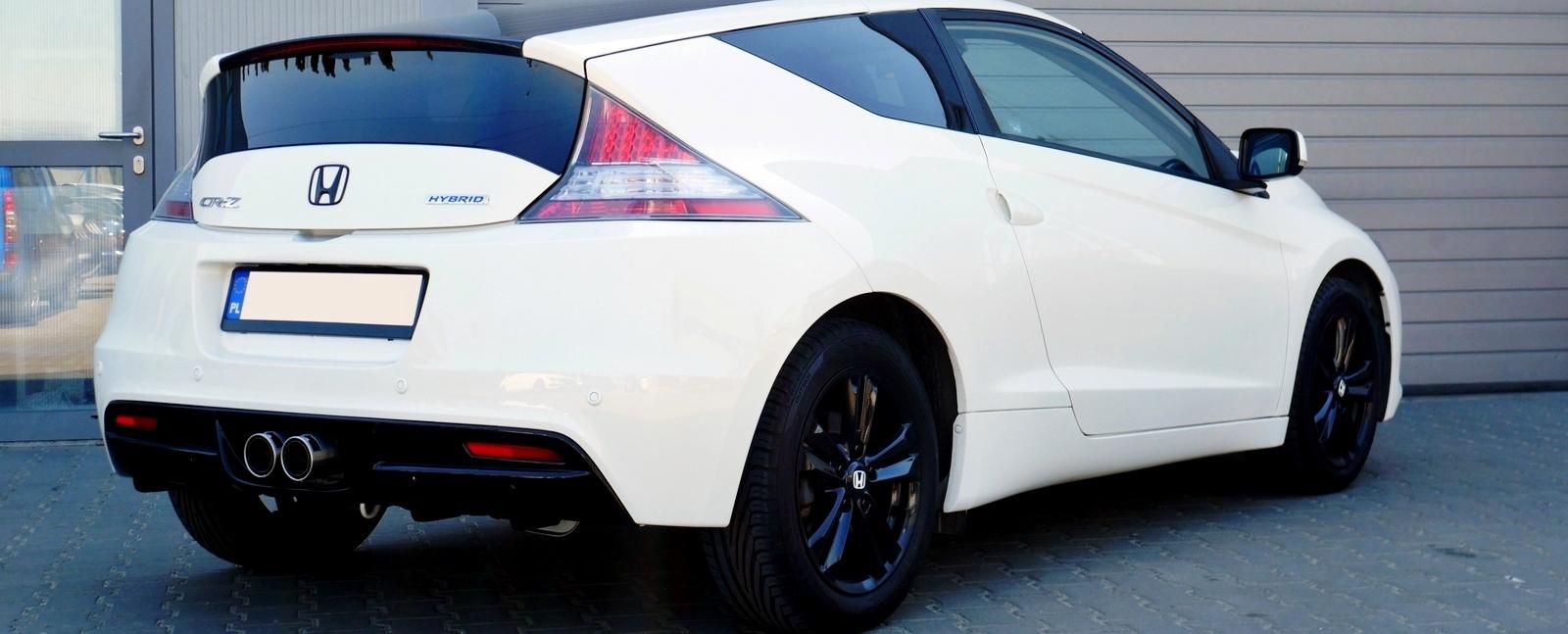 Honda CRZ Remus