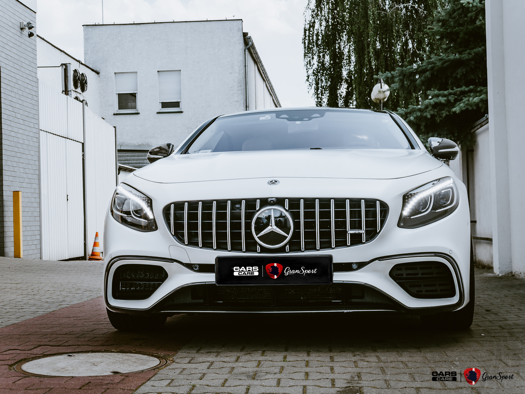 Mercedes S 63 Coupe Mansory