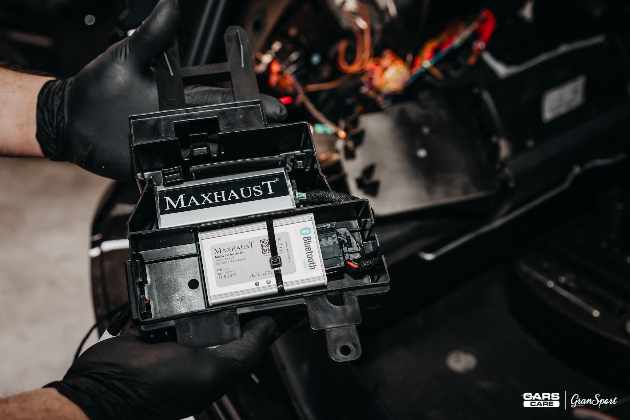 Porsche Cayenne Maxhaust