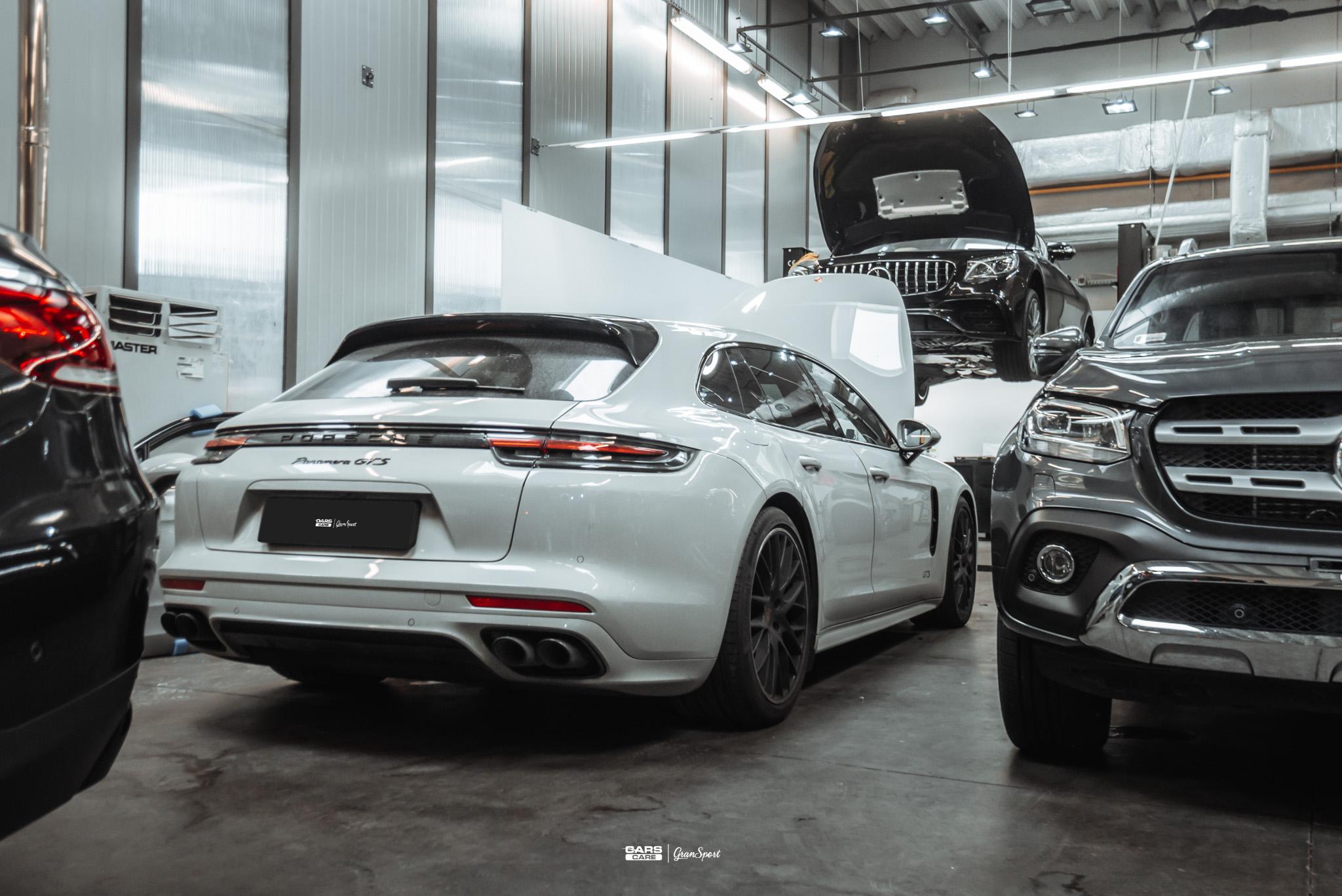 Porsche Panamera GTS TechArt