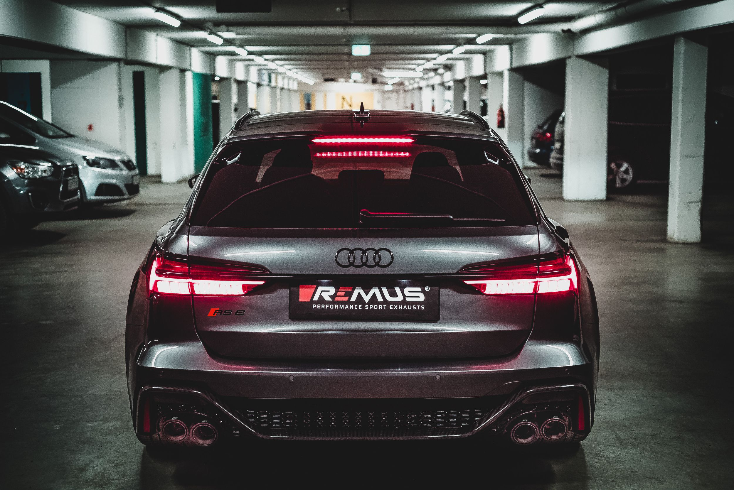 Audi RS6 RS7 Remus