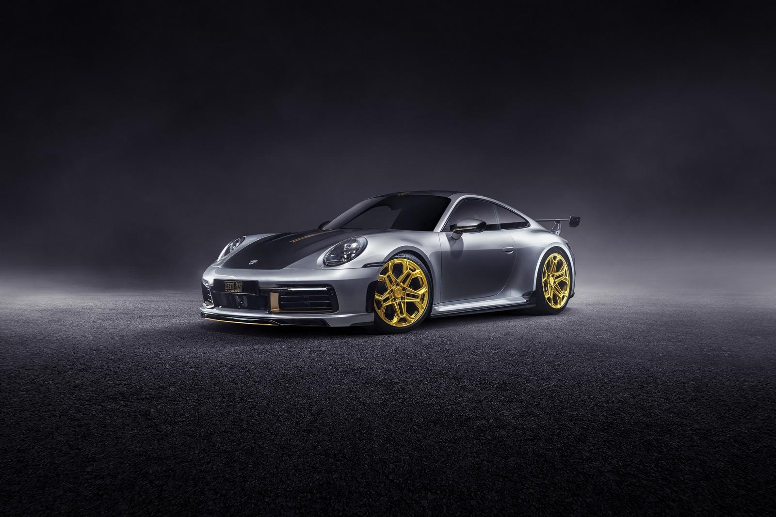 Porsche 992 TechArt