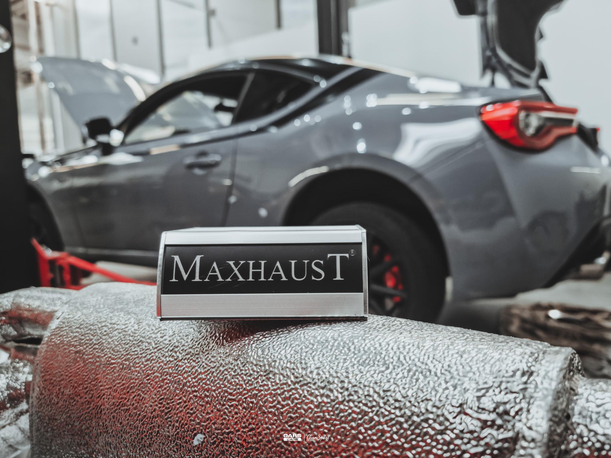 Toyota GT86 Maxhaust