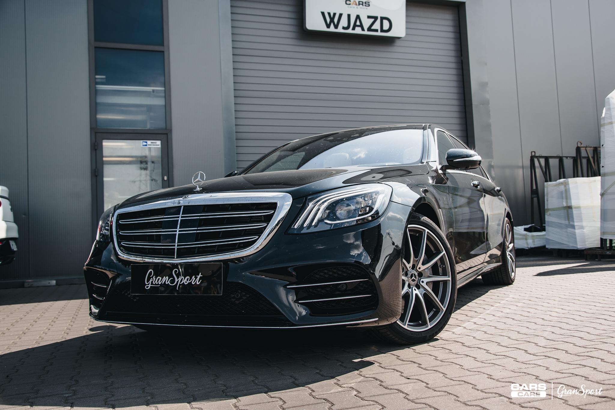 Mercedes S W222 Maxhaust