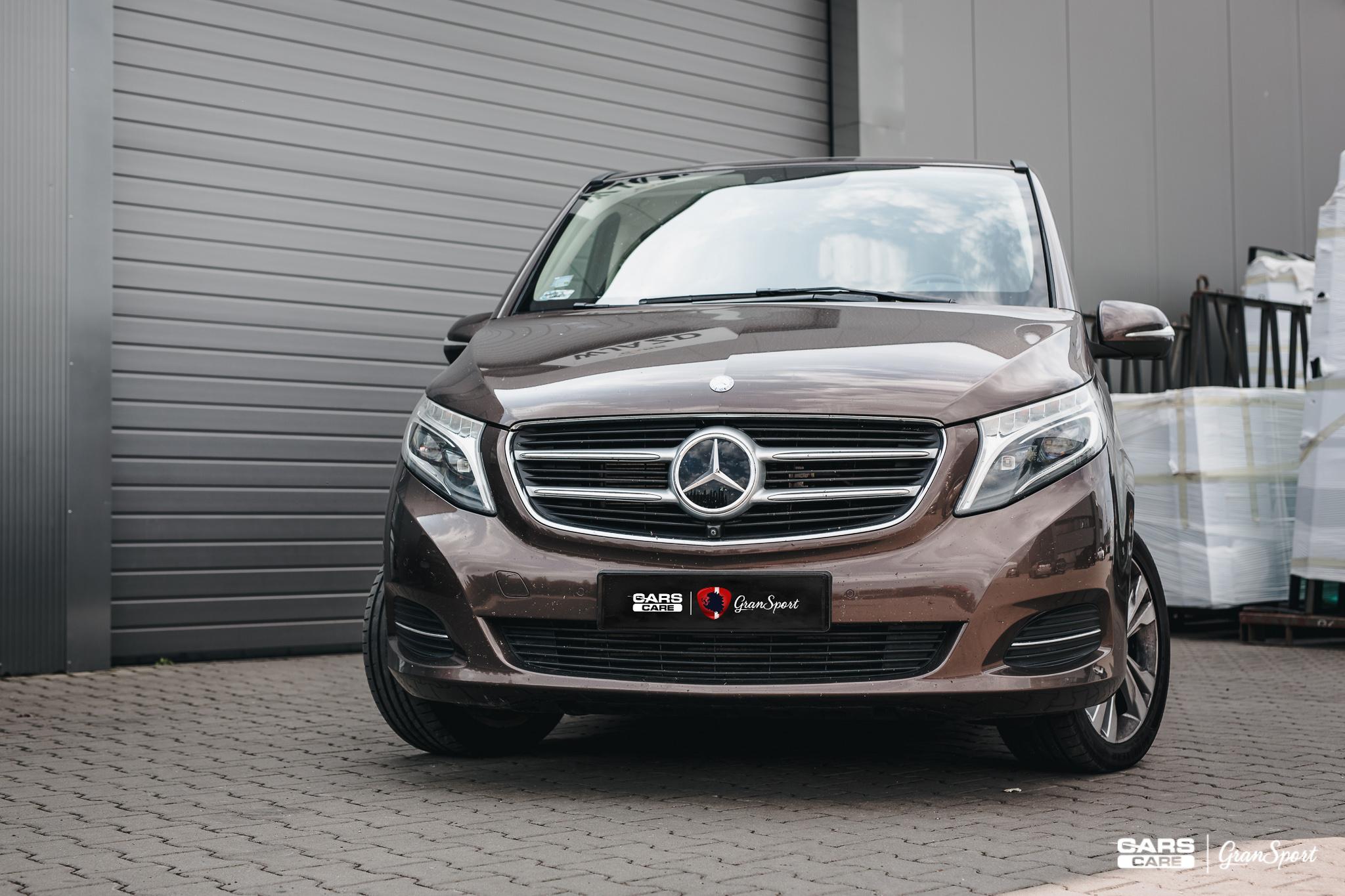 Mercedes Klasy V Brabus