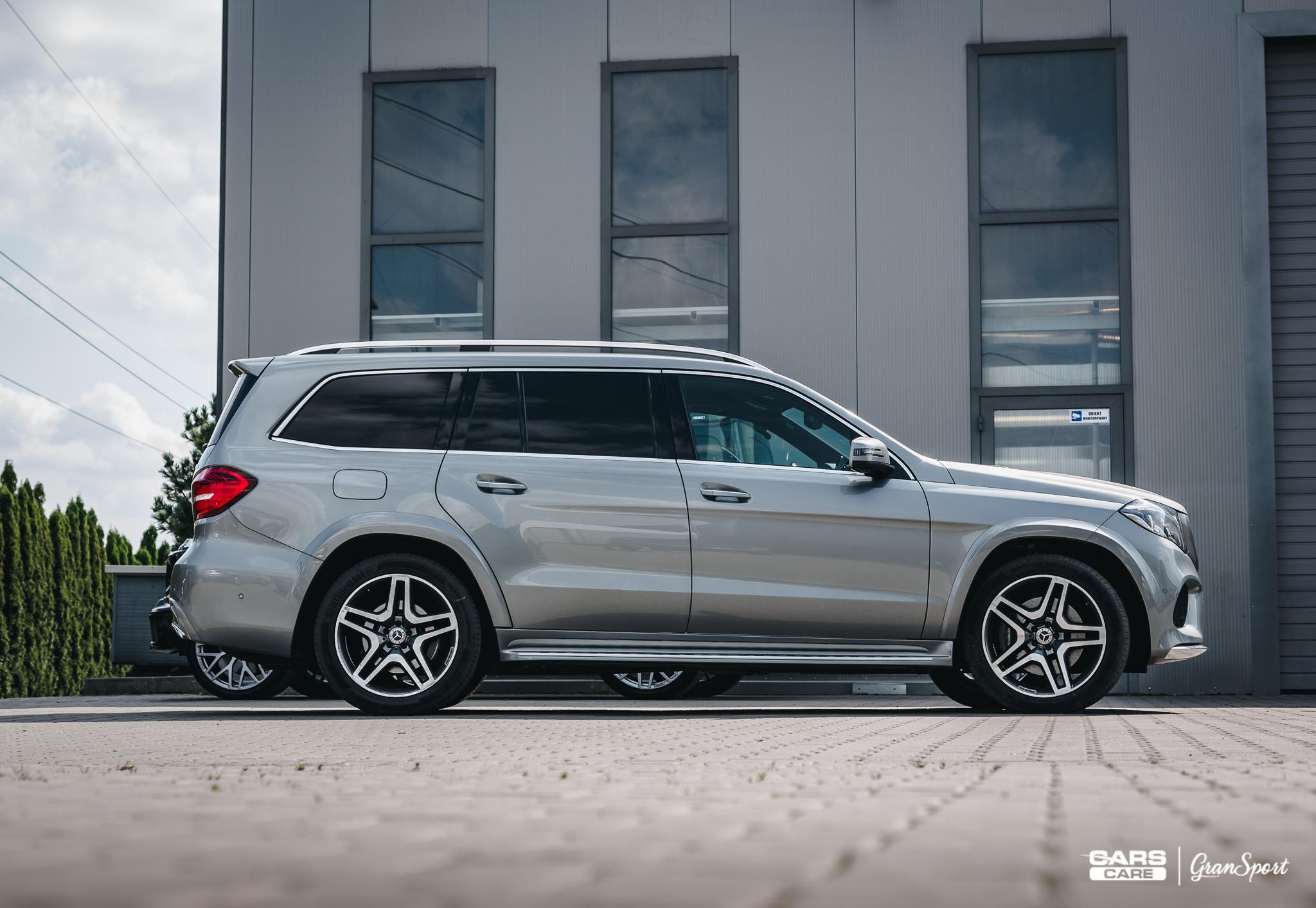Mercedes GLS Brabus