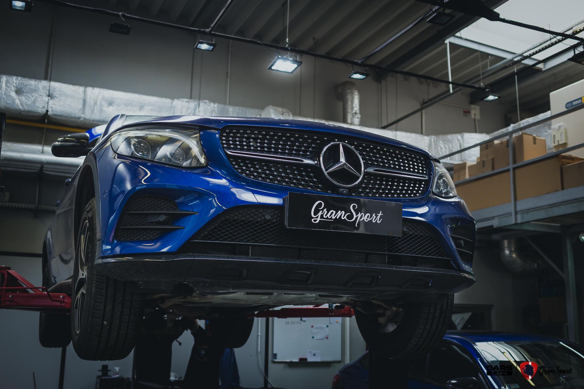 Mercedes GLC Coupe Maxhaust