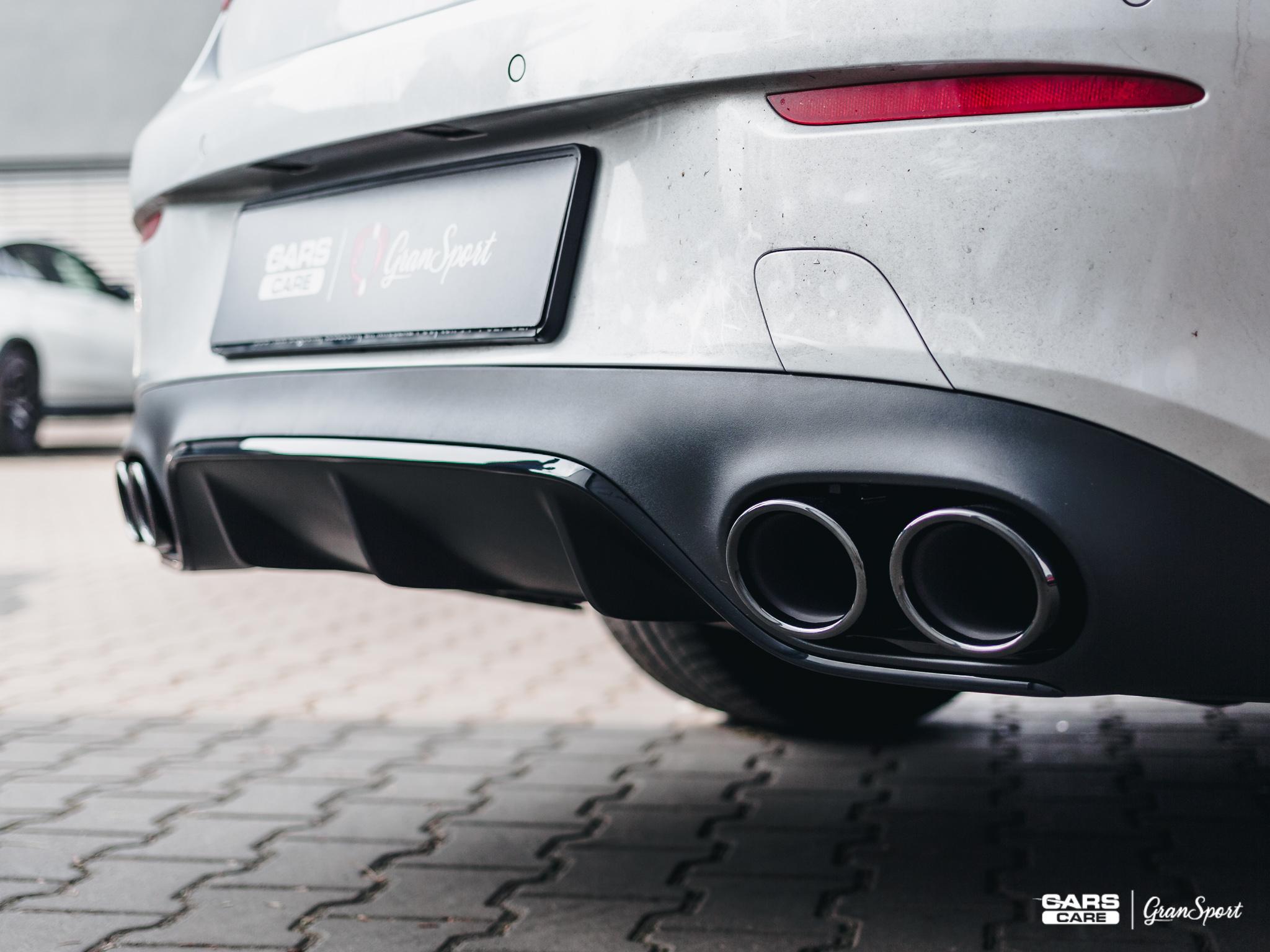Mercedes E Cabriolet Maxhaust