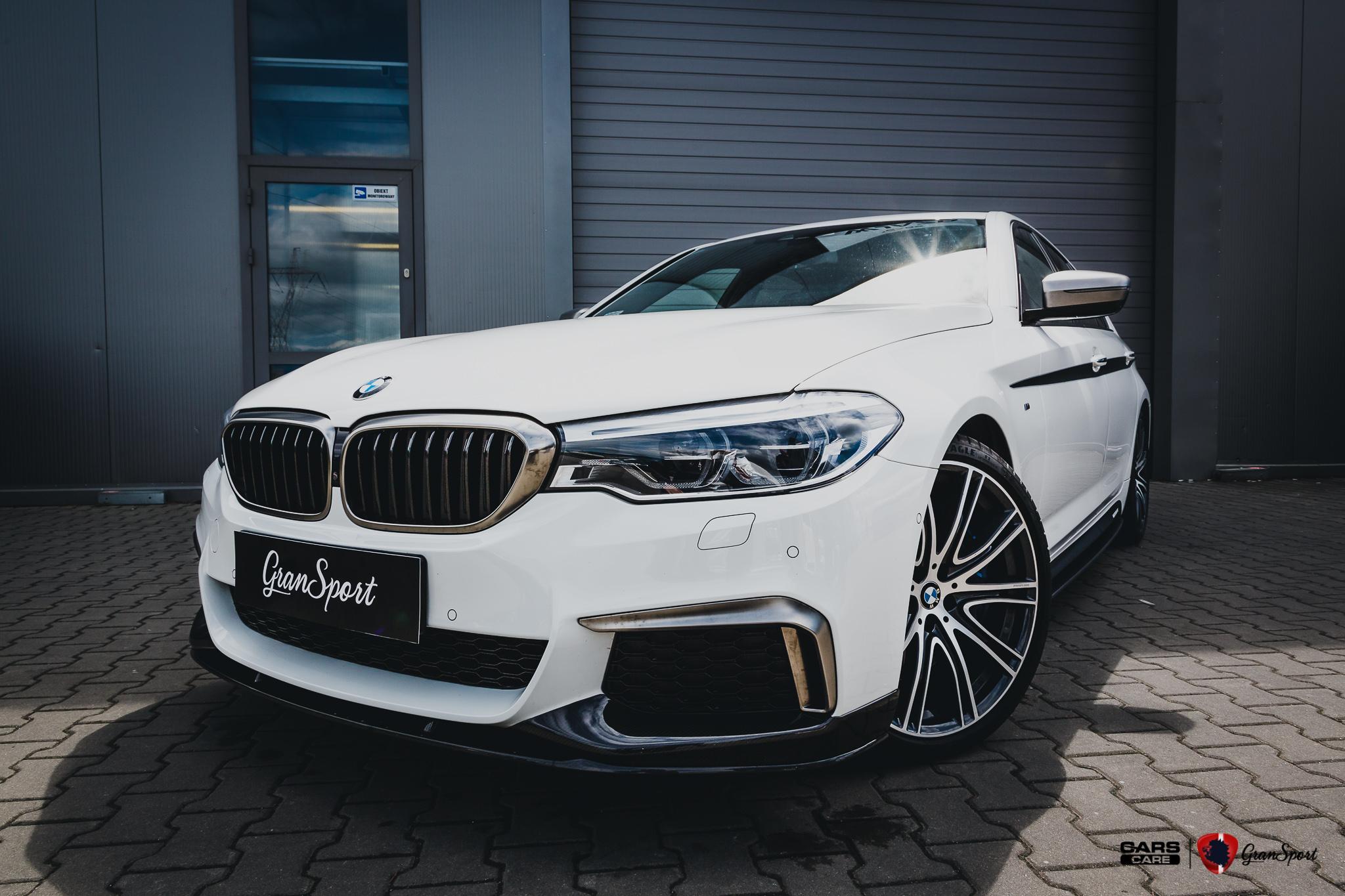 BMW M550 Remus
