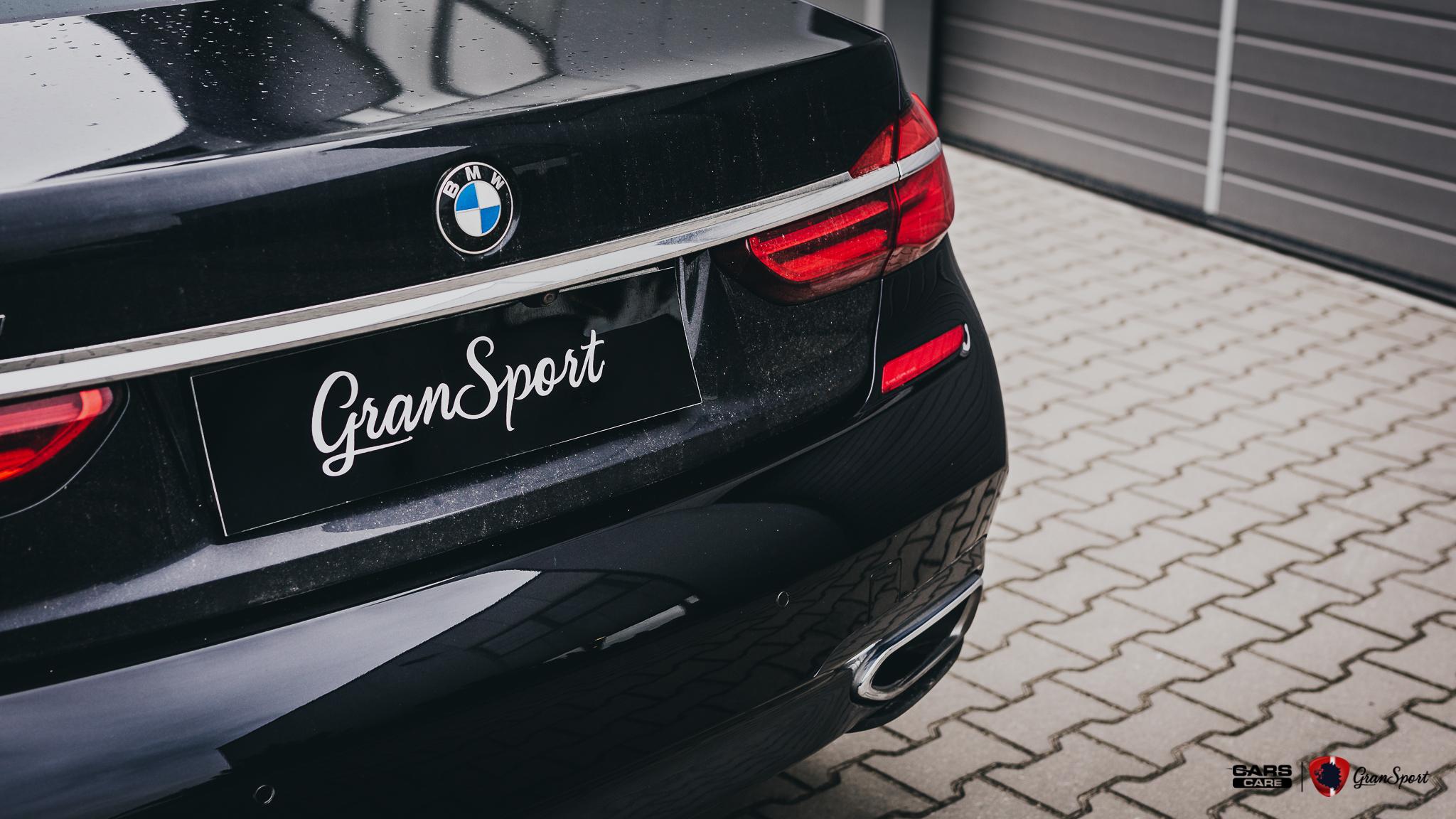 BMW 7 G12 Maxhaust