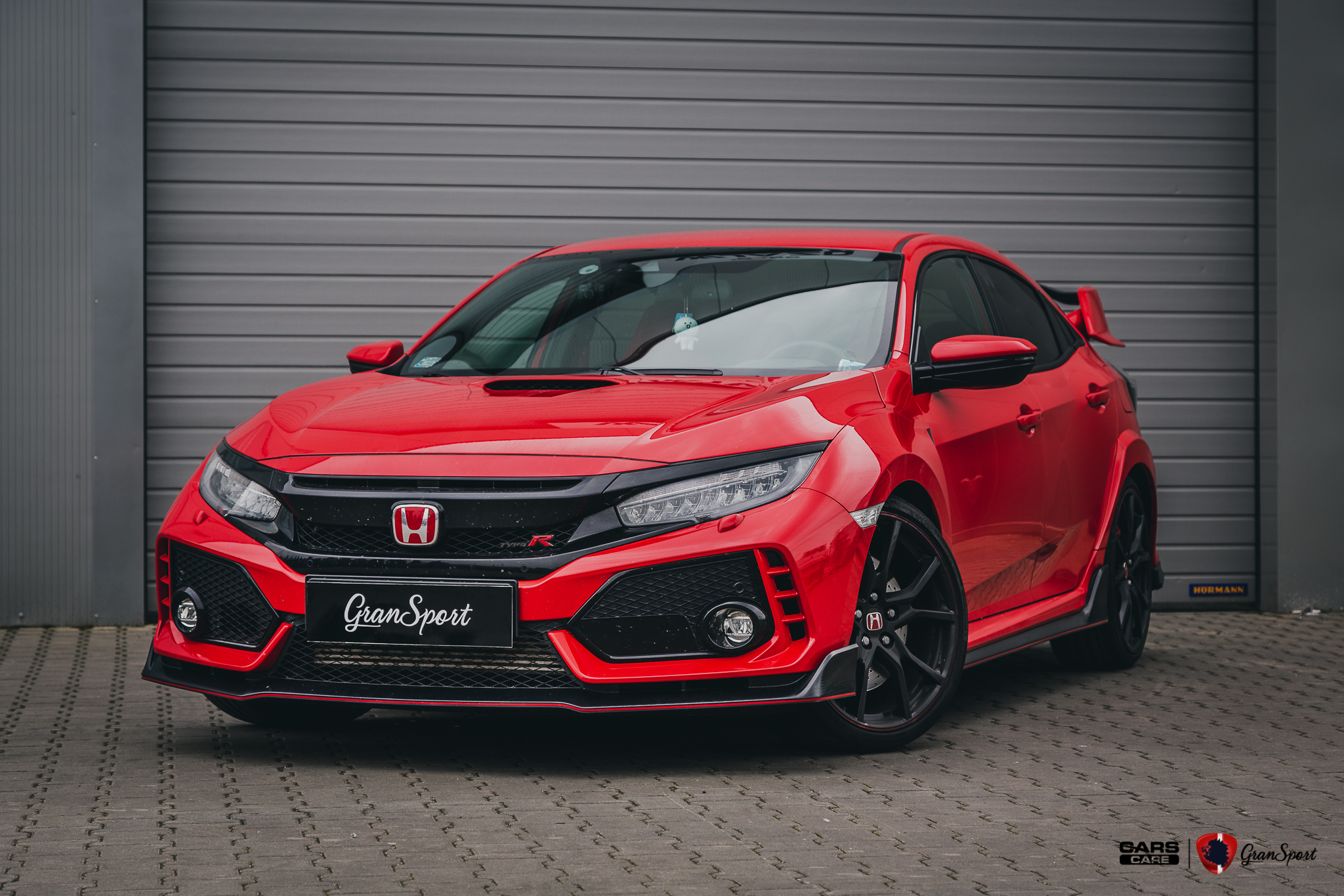 Honda Civic Type-R FK8 Remus