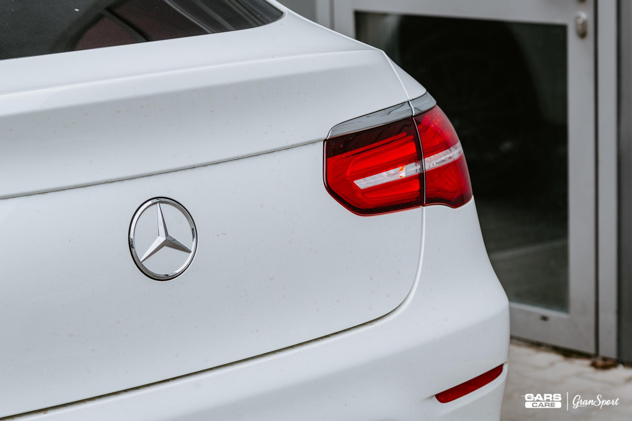 Mercedes GLC Coupe Brabus