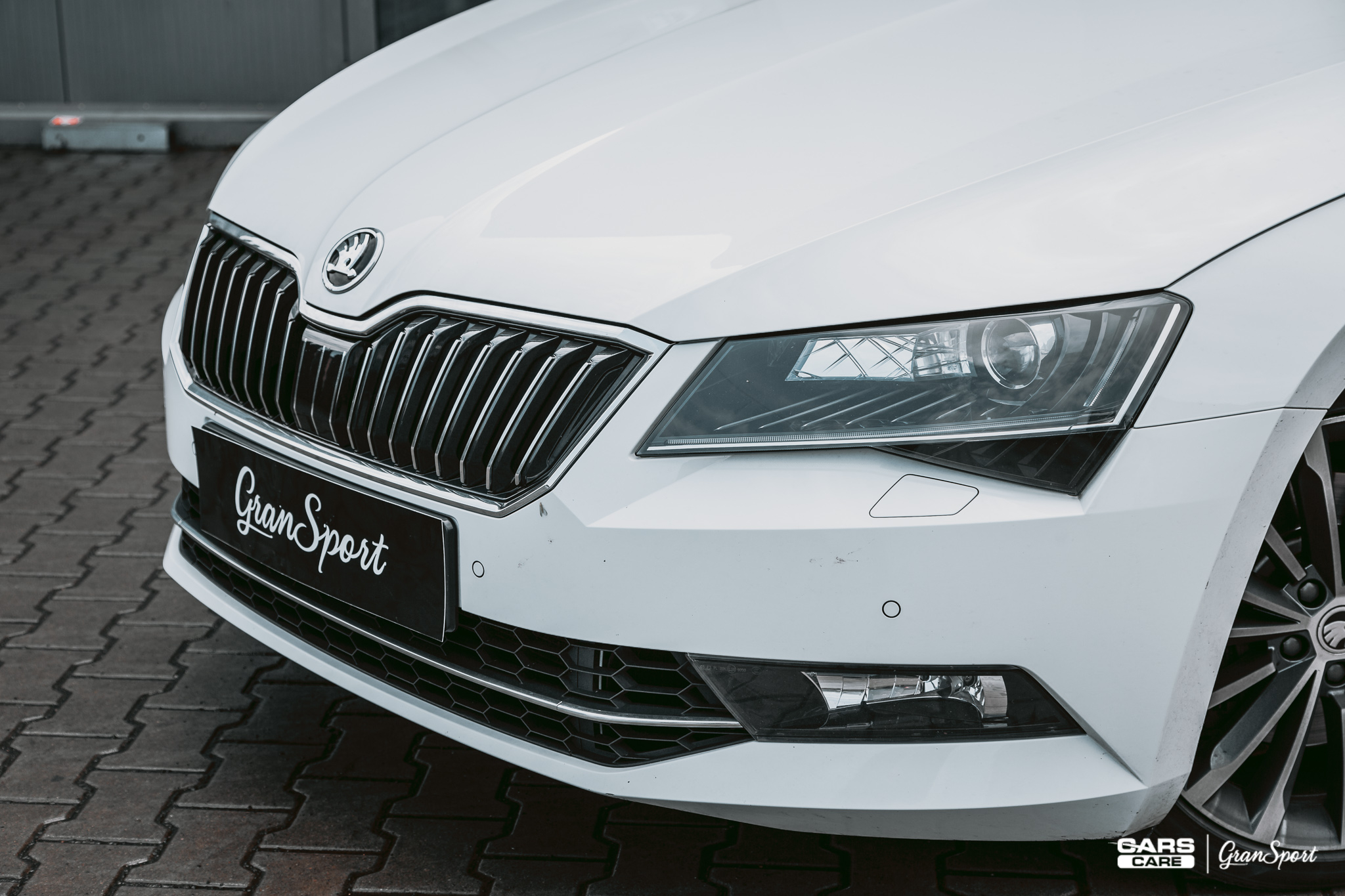 Skoda Superb Maxhaust