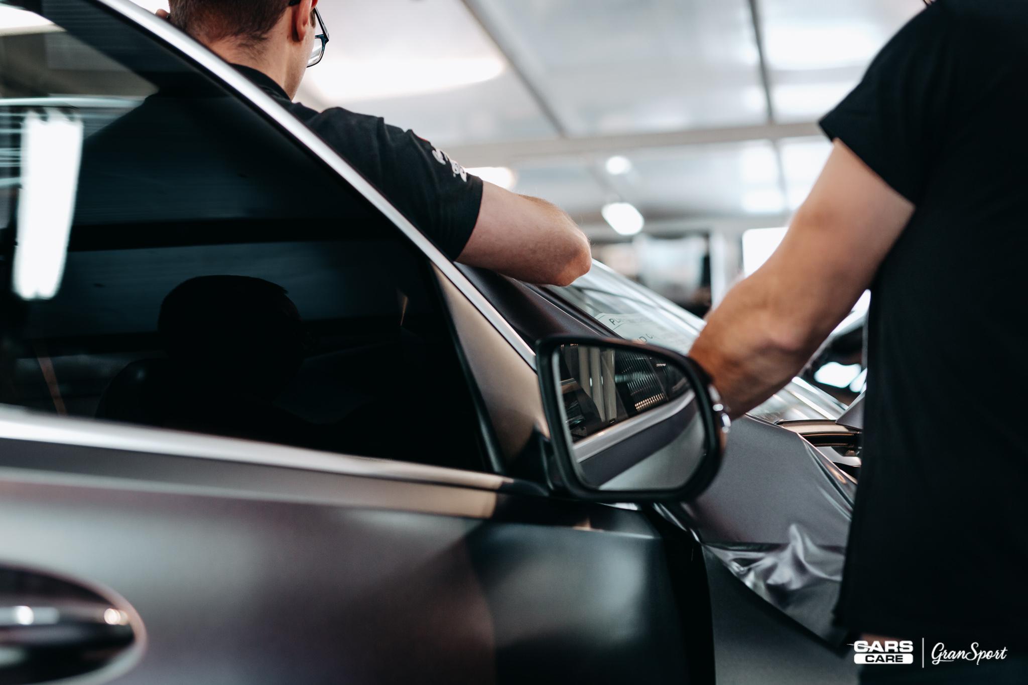Mercedes GLS Maxhaust
