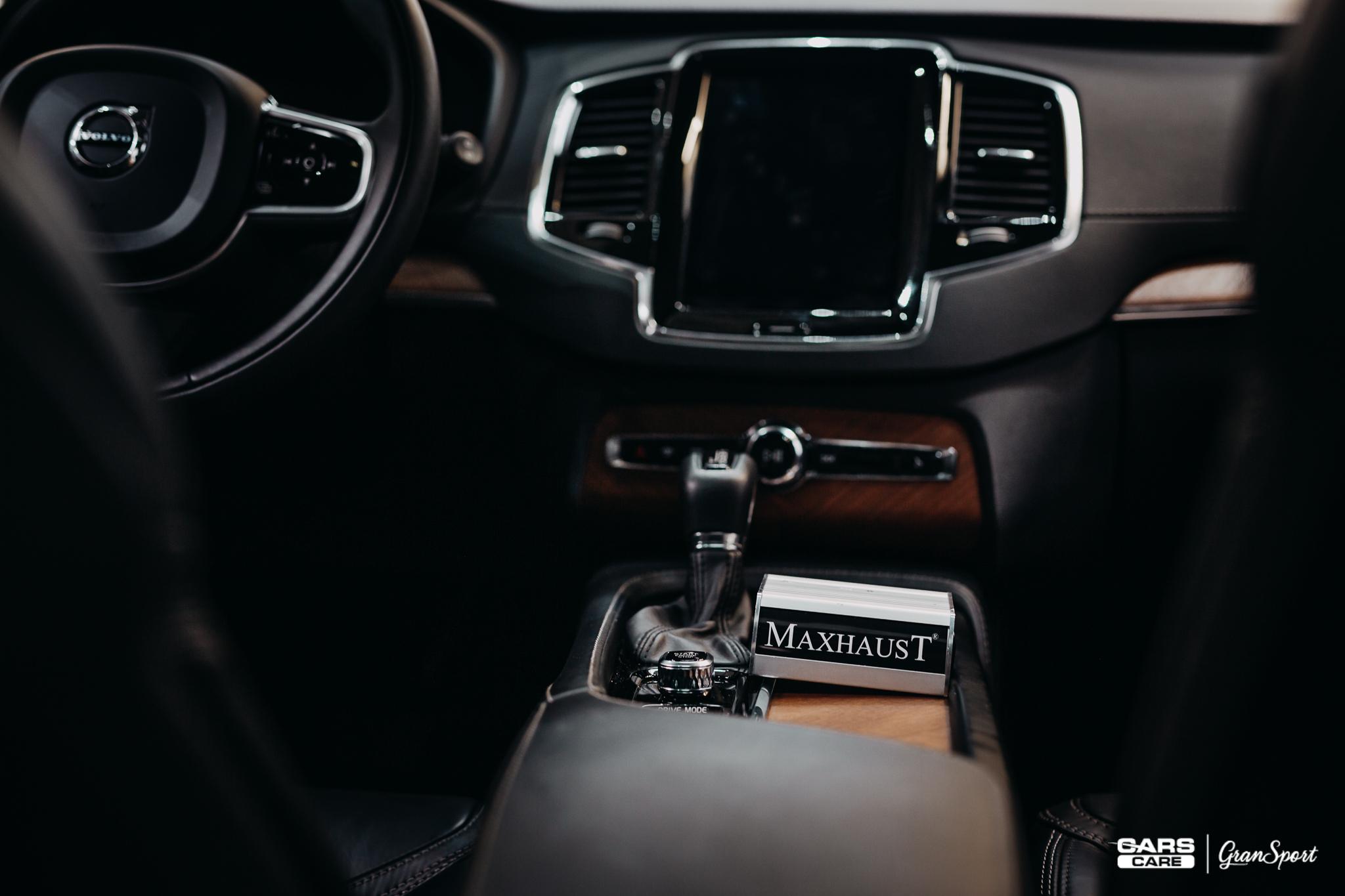 Volvo XC90 Maxhaust