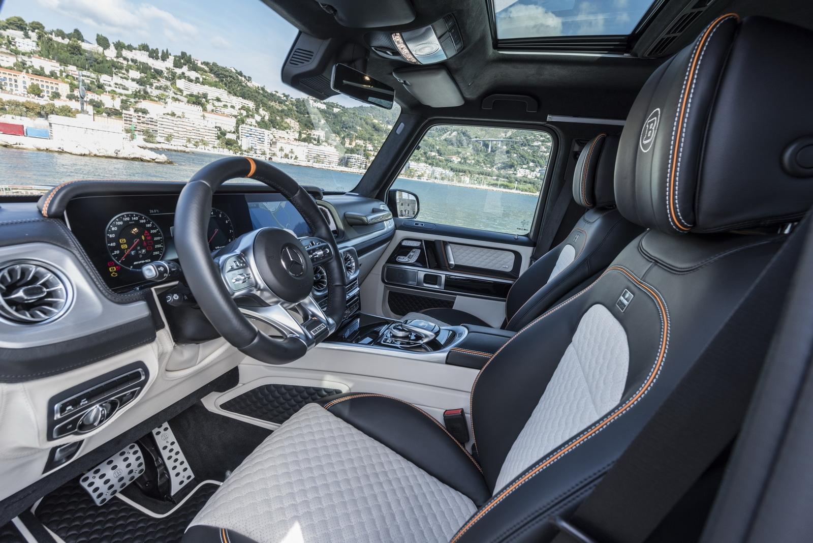 Brabus Mercedes-Benz Klasy G W463A