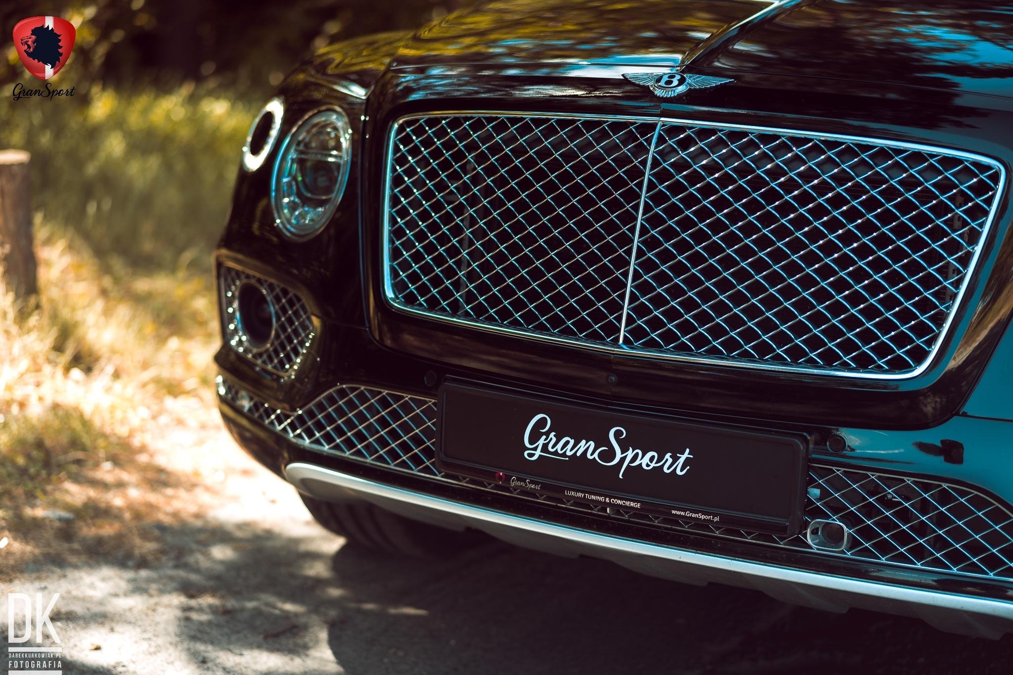 Bentley Bentayga Quicksilver