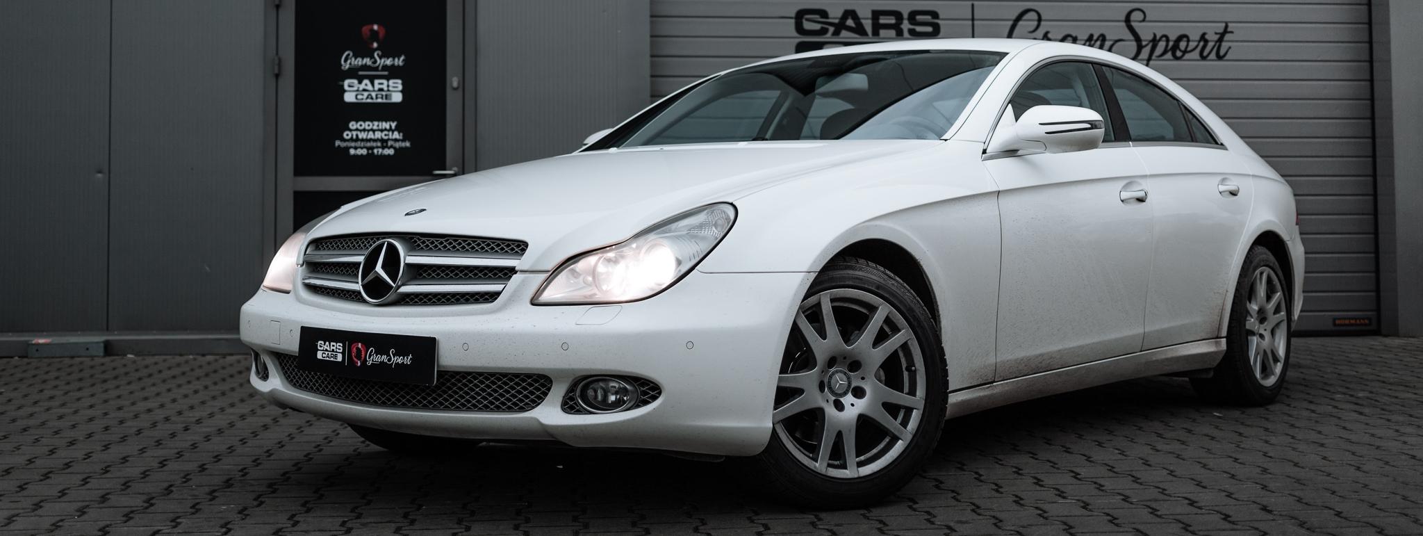 Mercedes CLS Maxhaust