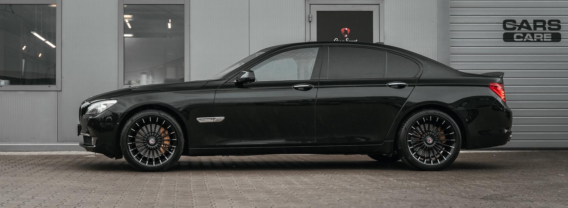 BMW 7 F01 Maxhaust
