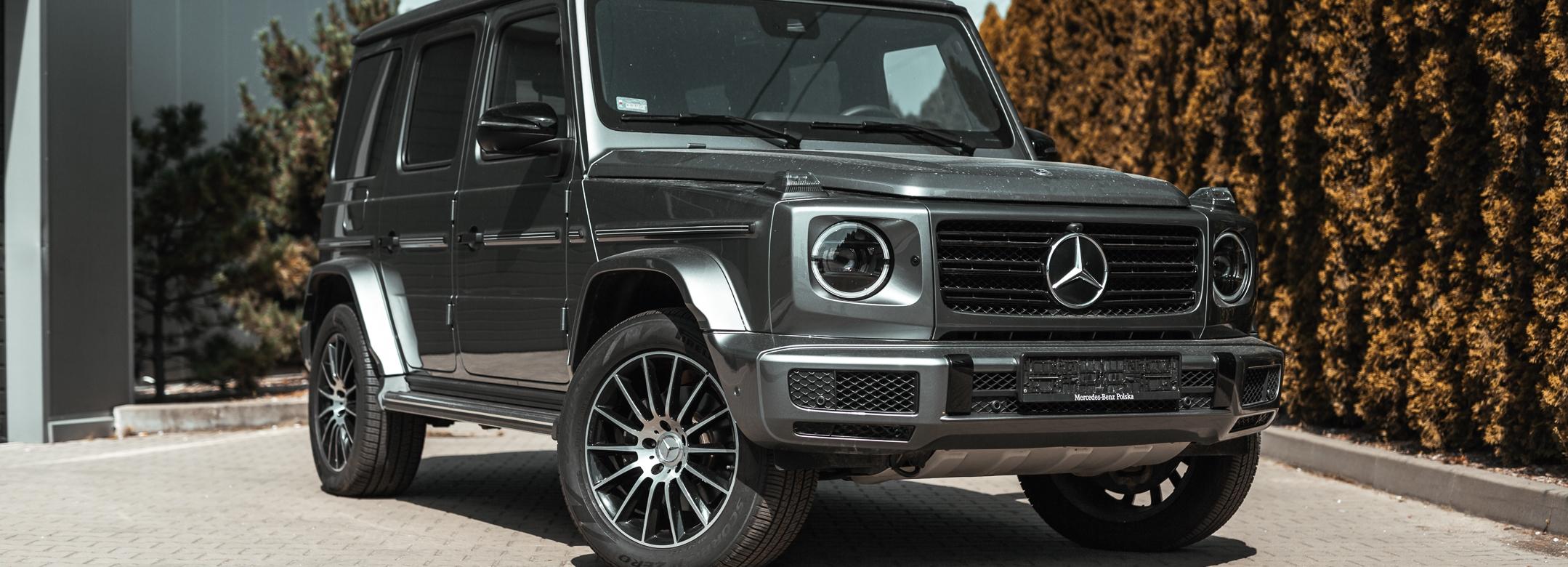 Mercedes Klasy G Brabus