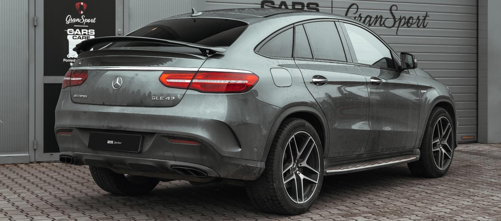 Mercedes GLE Coupe Hamann