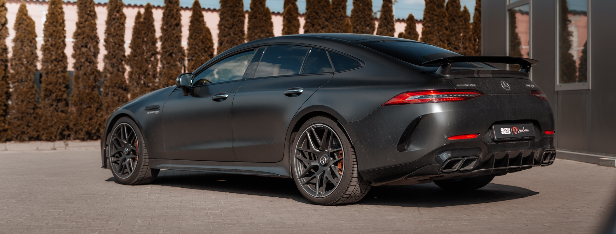 Mercedes AMG GT 63 Capristo