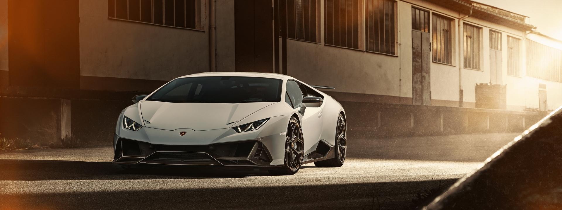 Lamborghini Huracan Evo Novitec