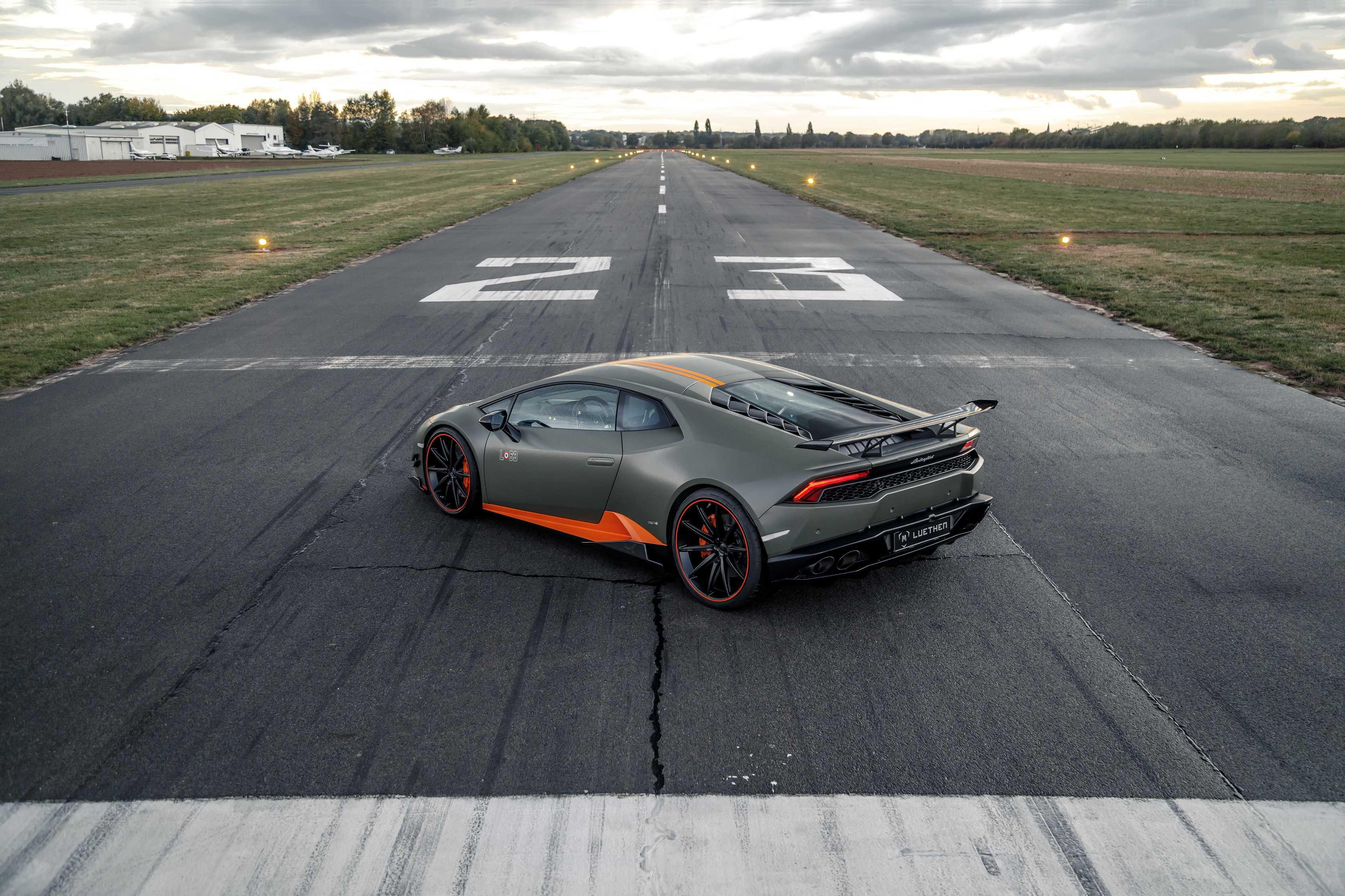 Lamborghini Huracan Luethen