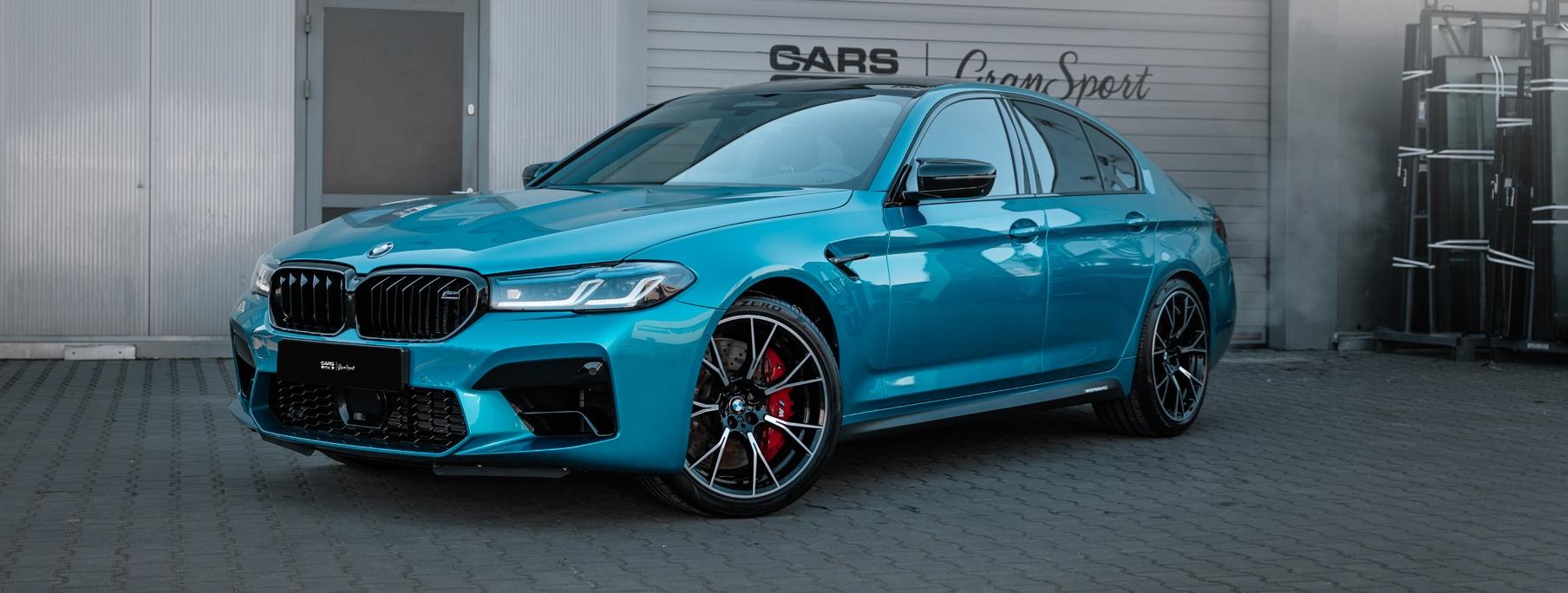 BMW M5 Remus