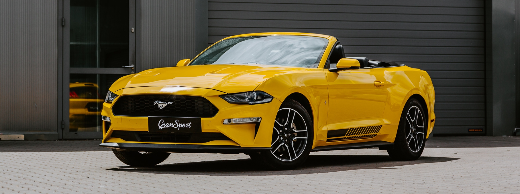 Ford Mustang Maxhaust