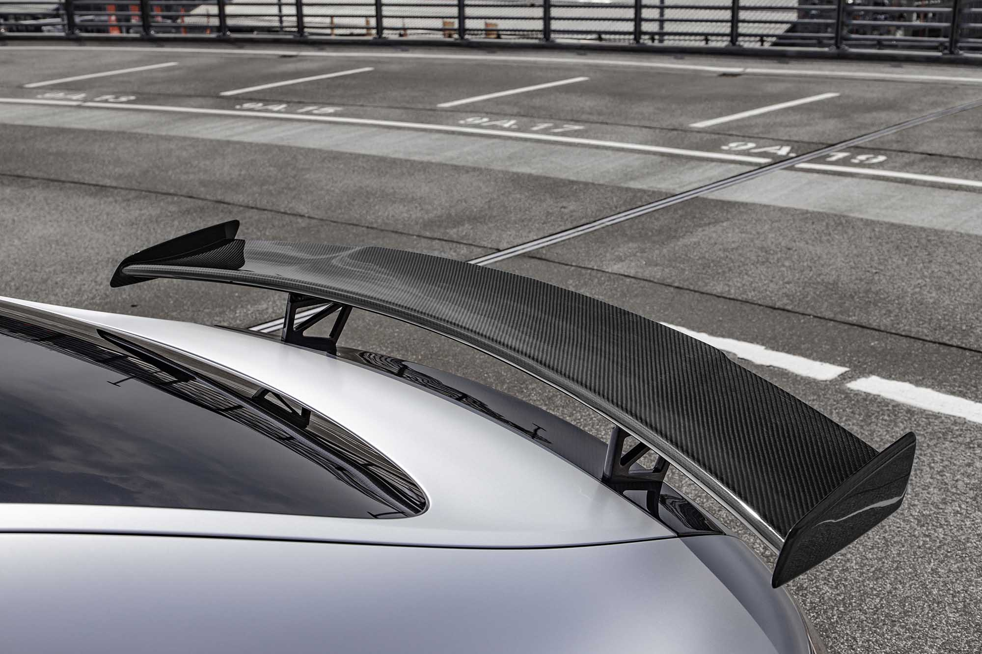 Mercedes AMG GT Luethen
