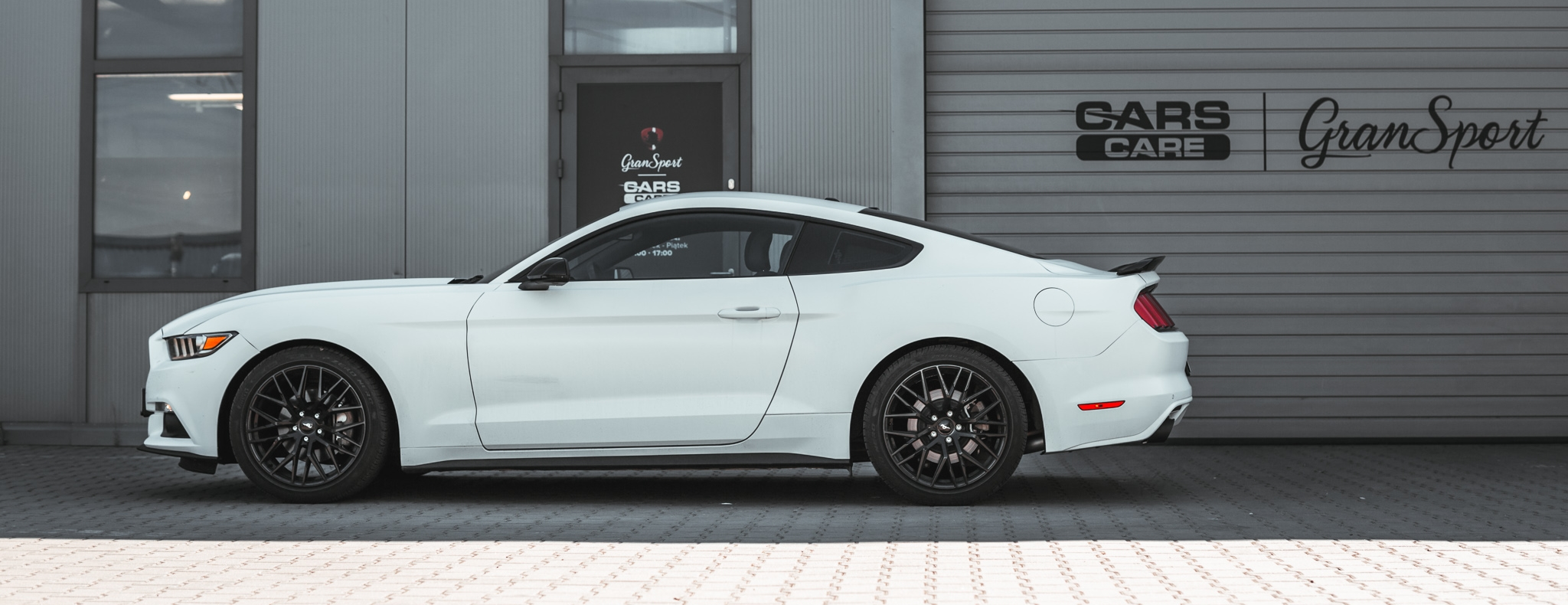 Ford Mustang Remus